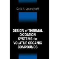 【预订】Design of Thermal Oxidation Systems for Volatile