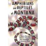 【预订】Amphibians and Reptiles of Montana