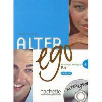 【预订】Alter Ego 4 [With CD (Audio)]