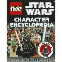 Lego Star Wars: Character Encyclopedia. 英文原版 乐高系列:星球大战角色大全(