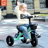 儿童三轮车脚踏车1-6岁大号宝宝幼童3轮车脚踏车