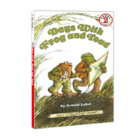英文原版 Days with Frog and Toad(I Can Read Book)汪培�E第三阶段
