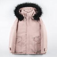 韩版带帽加厚保暖小棉袄男士工作服棉衣ins个性短款棉服外套