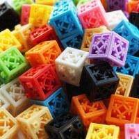 卡塔米诺积木拼装益智男孩宝宝1多功能拼图智力动脑方块玩具2-3岁
