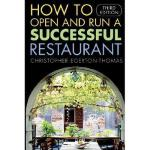 【预订】How To Open And Run A Successful Restaurant, Third