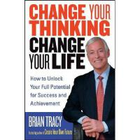 【预订】Change Your Thinking, Change Your Life: How To