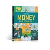 初学者的资金 MONEY FOR BEGINNERS英文原版绘本 3-5岁扩展阅读