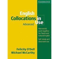 【预订】English Collocations in Use, Advanced: How Words