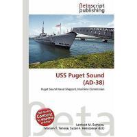 【预订】USS Puget Sound (Ad-38)