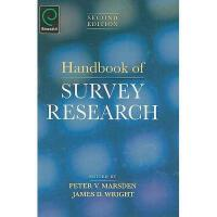 【预订】Handbook of Survey Research