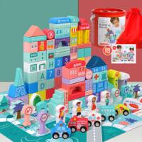 儿童玩具 1-2岁3半男孩4女孩一两岁宝宝早教益智力开发小孩子积木