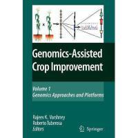 【预订】Genomics-Assisted Crop Improvement: Vol 1: Genomics