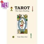 【中商海外直订】Tarot - The Open Reading