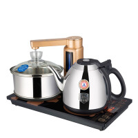 金灶 V9一键全自动电水壶 304不锈钢升级全智能电热水壶
