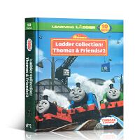 英文原版 Thomas and Friends Learning Ladder 小火车托马斯和朋友们#2 第二部合辑1