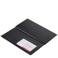 办公用品文具 财务用品 黑色支票夹票据夹