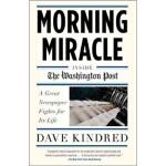 【正版直发】Morning Miracle Dave Kindred(戴夫・金德里德) 9780767928144 K