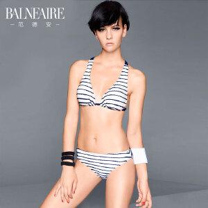 【顺丰急送达】范德安小胸性感可爱露背比基尼泳衣女聚拢显瘦学生海边沙滩游泳衣