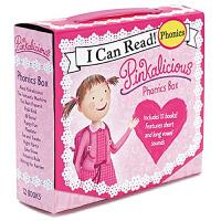 英文原版绘本 Pinkalicious Phonics Box Set 粉红控 自然拼读盒装12本套 I can re