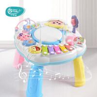 游戏桌儿童宝宝多功能早教双语学习桌婴儿益智音乐玩具3岁男孩1-2