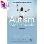 【中商海外直订】Autism Spectrum Disorder: What Every Parent Needs t