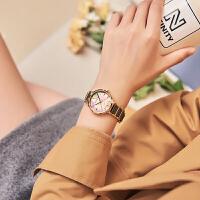 女士手表时尚2018新款休闲大气韩版简约女表学生
