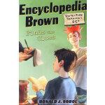 Encyclopedia Brown Finds the Clues 百科全书布朗:找到了线索 97801424089