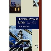 【预订】Chemical Process Safety: Learning from Case