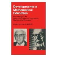 【预订】Developments in Mathematical Education: Proceedings
