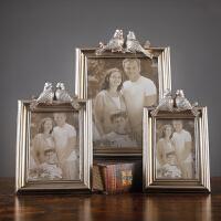 相框摆台创意家居饰品相片架画框照片欧式像框六寸七寸八寸10寸