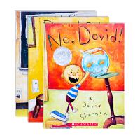 大卫不可以/大卫惹麻烦/大卫上学去No David/David Gets in Trouble/David Goes