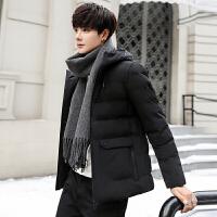 男外套冬季韩版潮流户外潮棉衣棉服2019新款加厚棉冬装