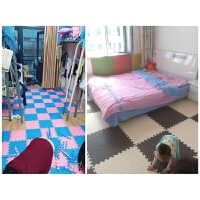 【40片装】泡沫地垫拼图地毯铺地板垫子儿童爬行垫拼接爬爬垫