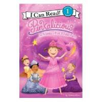 英文原版 Pinkalicious: The Princess of Pink Slumber Party粉红情结:公