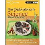 【预订】The Exploratorium Science Snackbook: Cook Up Over