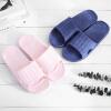 泰蜜熊一体成型全新PVC环保材料情侣款日式简约夏季凉拖鞋男女夏季浴室拖鞋