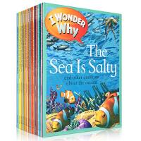 英文原版书绘本 I Wonder Why 十万个为什么 20册少儿百科启蒙科普书6-7-9-12岁初中小学生英语训练学