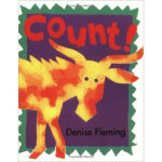 【正版现货】Count! Denise Fleming 9780805042528 Henry Holt & Comp