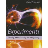 【预订】Experiment!: Planning, Implementing and