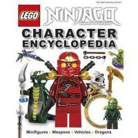 Lego Ninjago Character Encyclopedia: Masters of Spinjitzu [