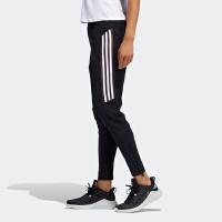 Adidas阿迪达斯裤子女正品修身训练运动裤长裤夏季透气小脚裤EA3235