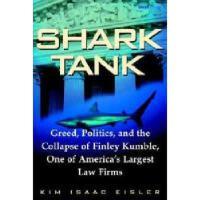 【预订】Shark Tank: Greed, Politics, and the Collapse of