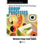 【预订】Blackwell Handbook Of Social Psychology - Group
