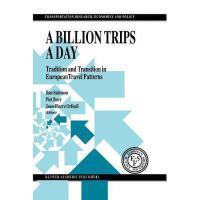 【预订】A Billion Trips a Day: Tradition and Transition in Y9789