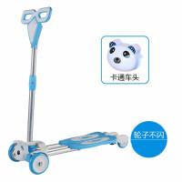 滑板车儿童蛙式2-3-6-8岁男女孩四轮双脚踏板剪刀车摇摆溜溜车