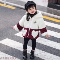 婴儿加绒外套春秋公主衣服女童冬装小童1岁3洋气0秋季2女宝宝秋装