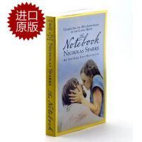 【现货】英文原版 恋恋笔记本 The Notebook(手札情缘)十周年纪念版 尼古拉斯・斯帕克思 经典畅销作品 同名电