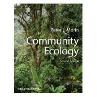 【预订】Community Ecology 2E