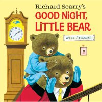 Richard Scarry's Good Night, Little Bear (Pictureback(R)) 晚