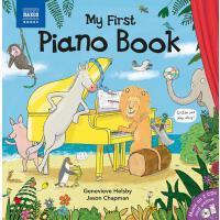 【预订】My First Piano Book